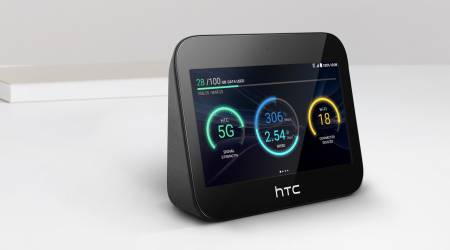 HTC 5G Hub is a mobile 5G router and Android smart display