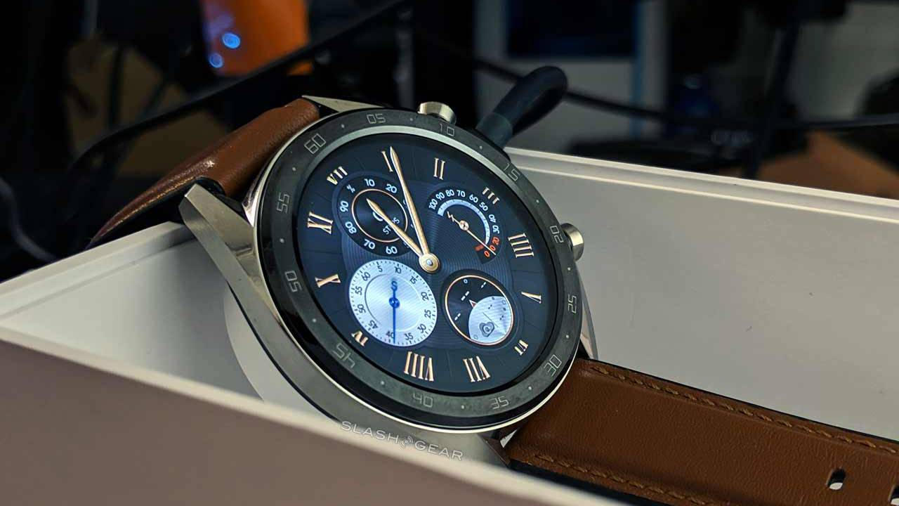 Huawei Watch GT hits USA for $200 with top-battery release