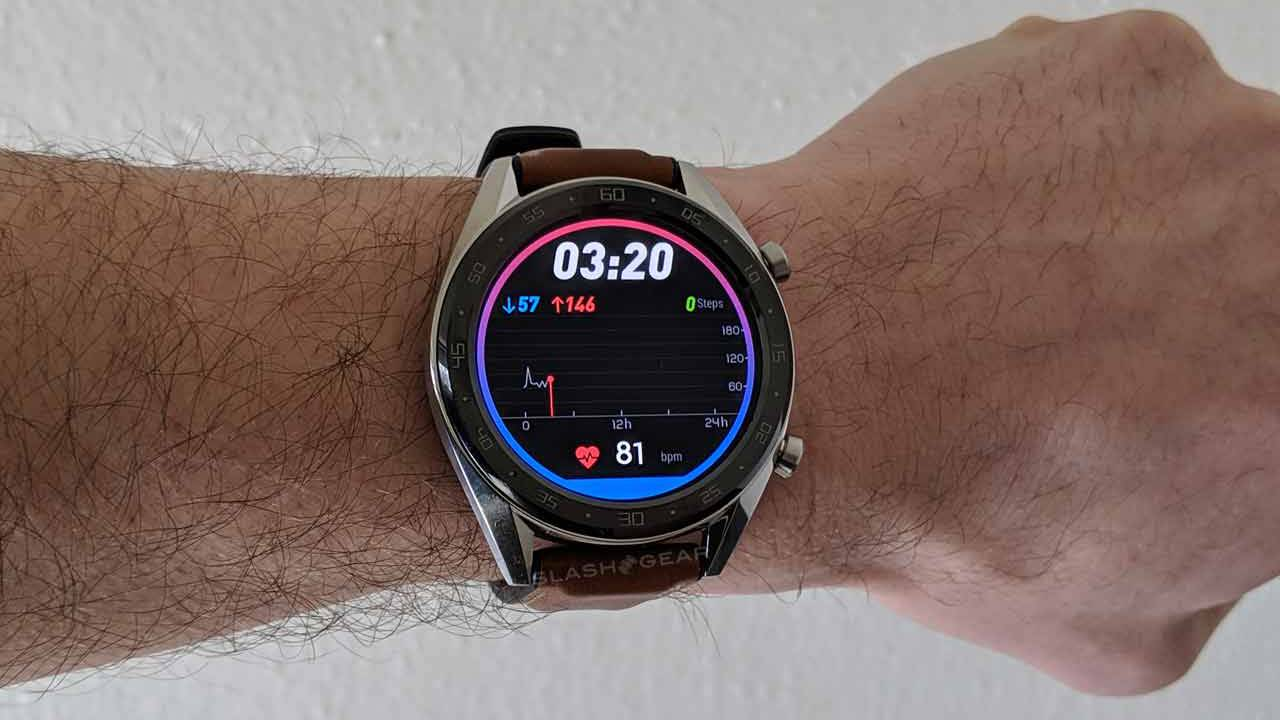 Huawei Watch GT Review: Life After Android - SlashGear