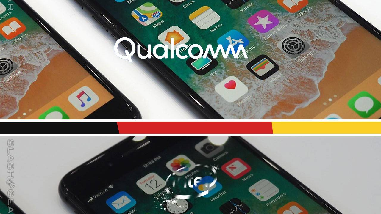 Qualcomm vs Apple suit brings iPhone back to Germany, sans Intel