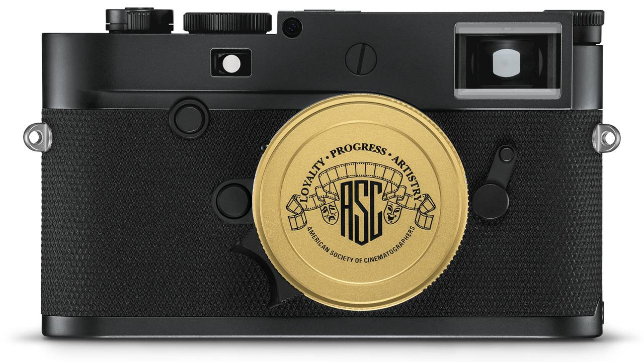 Leica M10-P ASC 100 Edition is a fancy camera with unique software