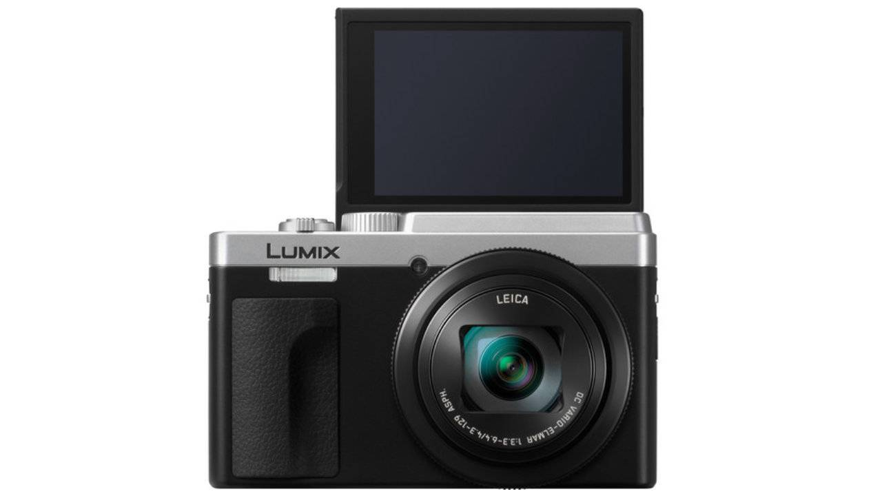 Panasonic Lumix TZ95 packs 4K recording and 30x zoom in a tiny body