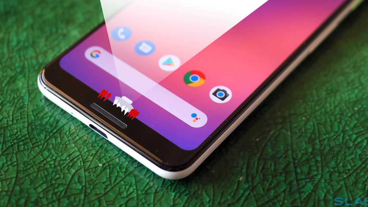 """Android Q may have Pixel """"pill"""" devour back button"""