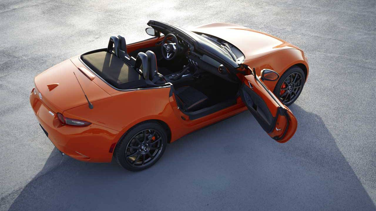 Orange you sad Mazda's MX-5 Miata 30th Anniversary Edition is sold out
