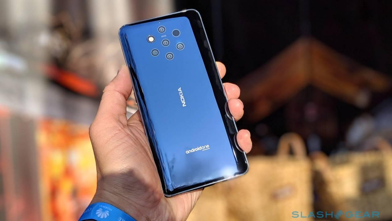 Nokia 9 PureView promises next-gen photos from 5 cameras