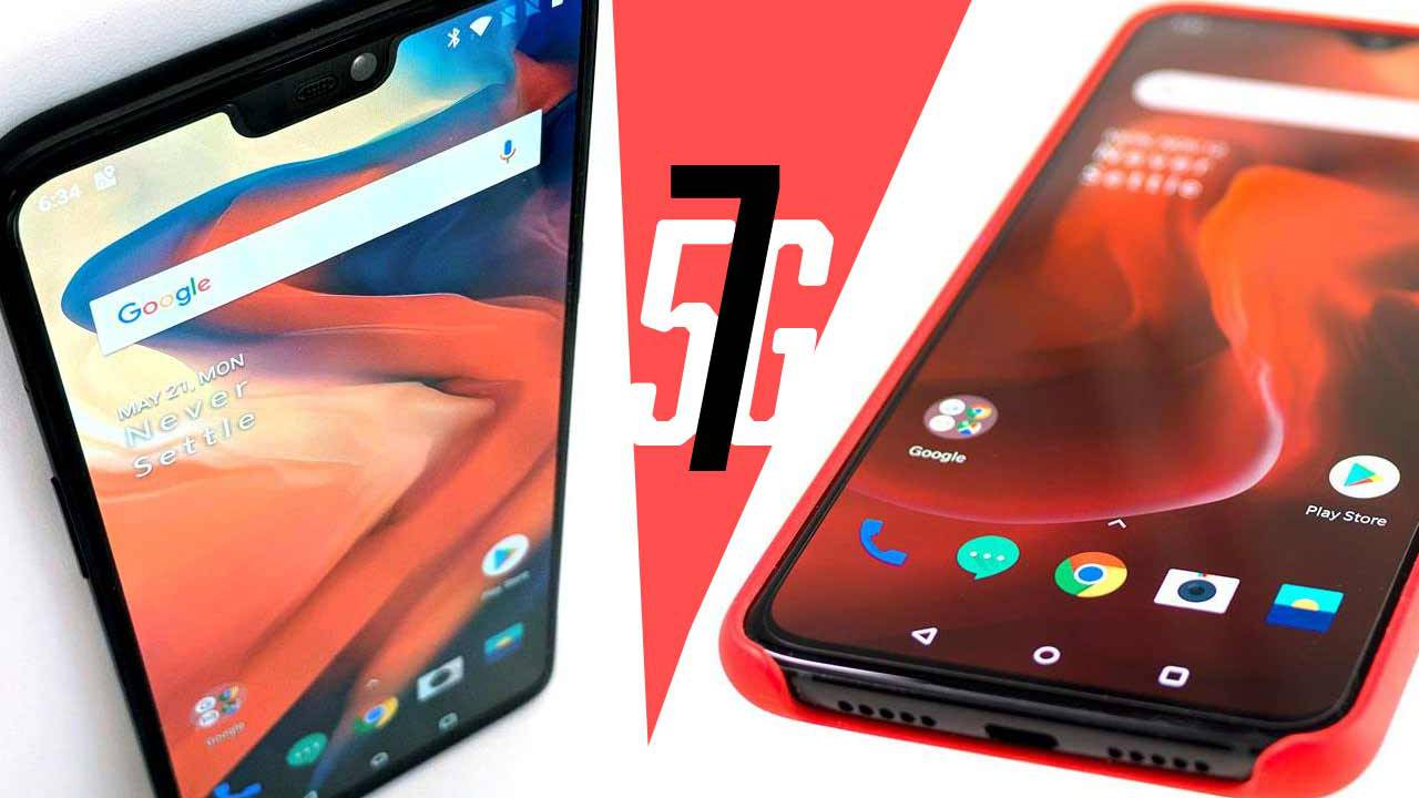 OnePlus 7 and the 5G 'gaming phone'