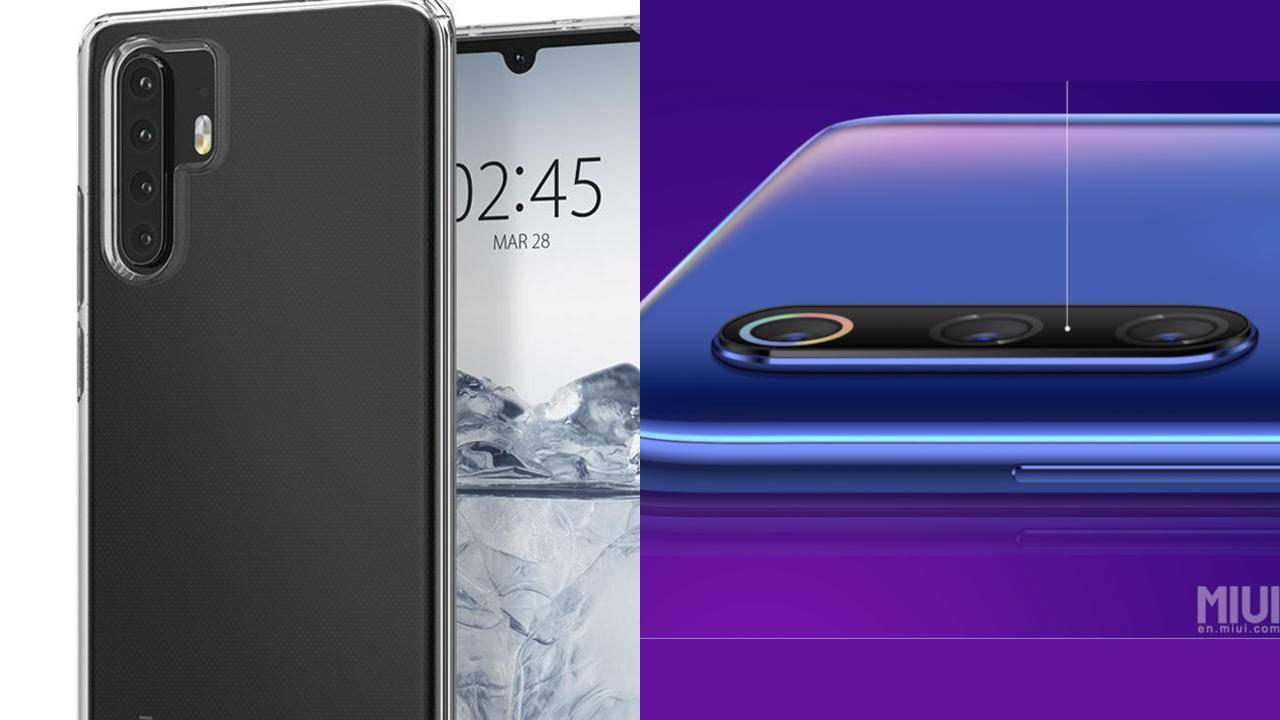 Huawei P30 Pro, Xiaomi Mi 9 show off camera capabilities with full