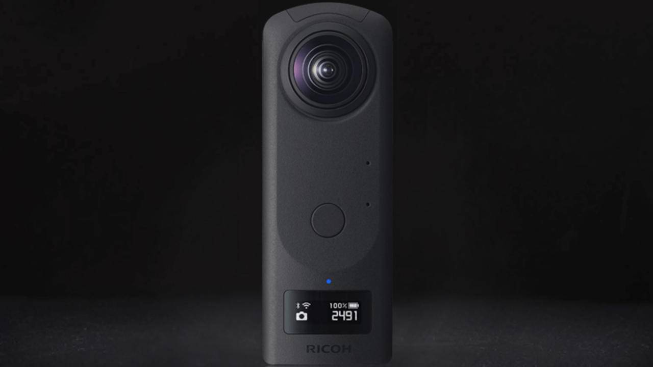 Ricoh Theta Z1 ups the game with more megapixels, pro pricing