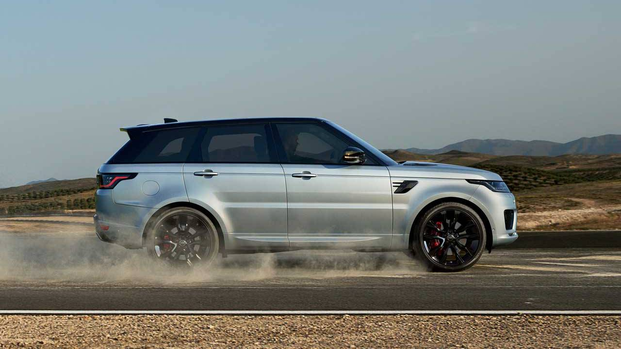 Range Rover Sport HST adds 400PS inline-six with mild hybrid tech