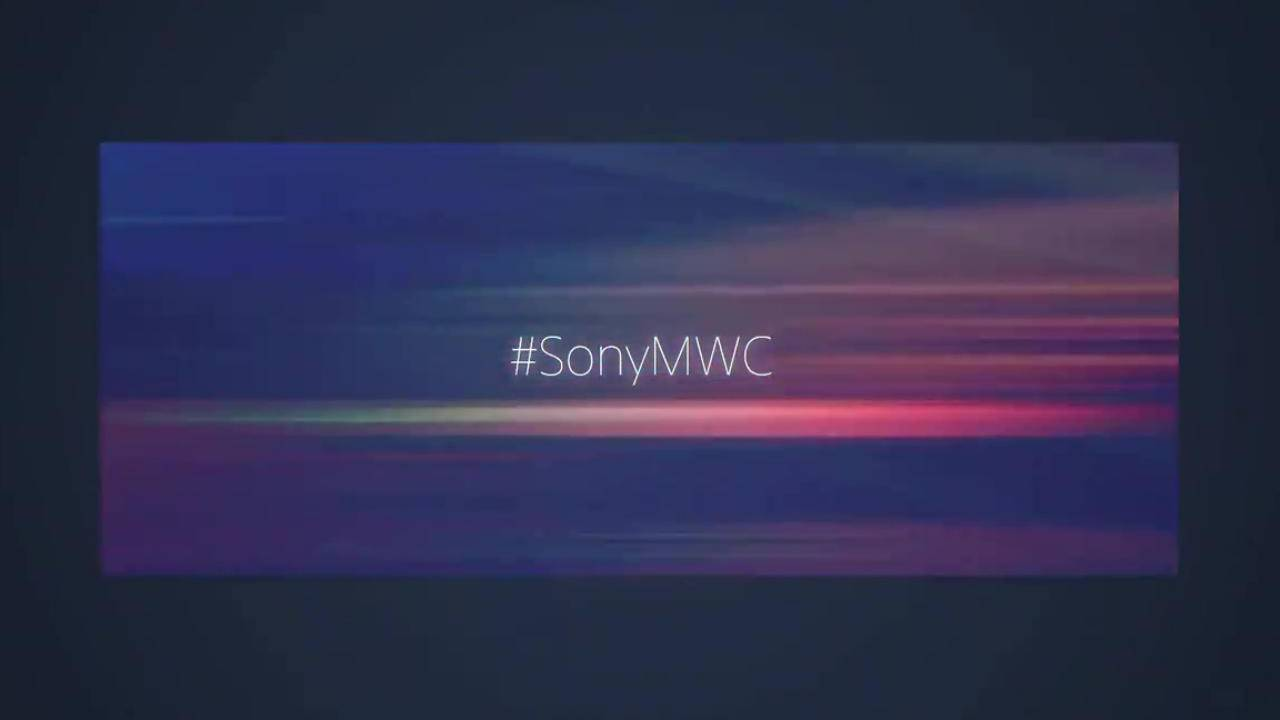 Sony MWC 2019 teaser confirms CinemaWide 21:9 display