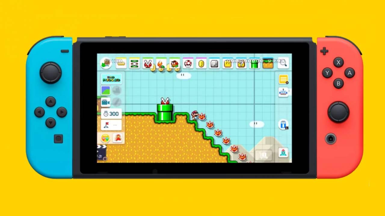 Super Mario Maker 2 arrives for Nintendo Switch in June