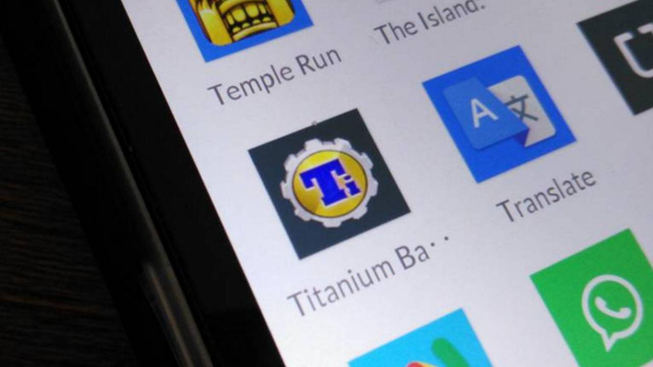 Popular Titanium Backup Android app gets booted from Google Play