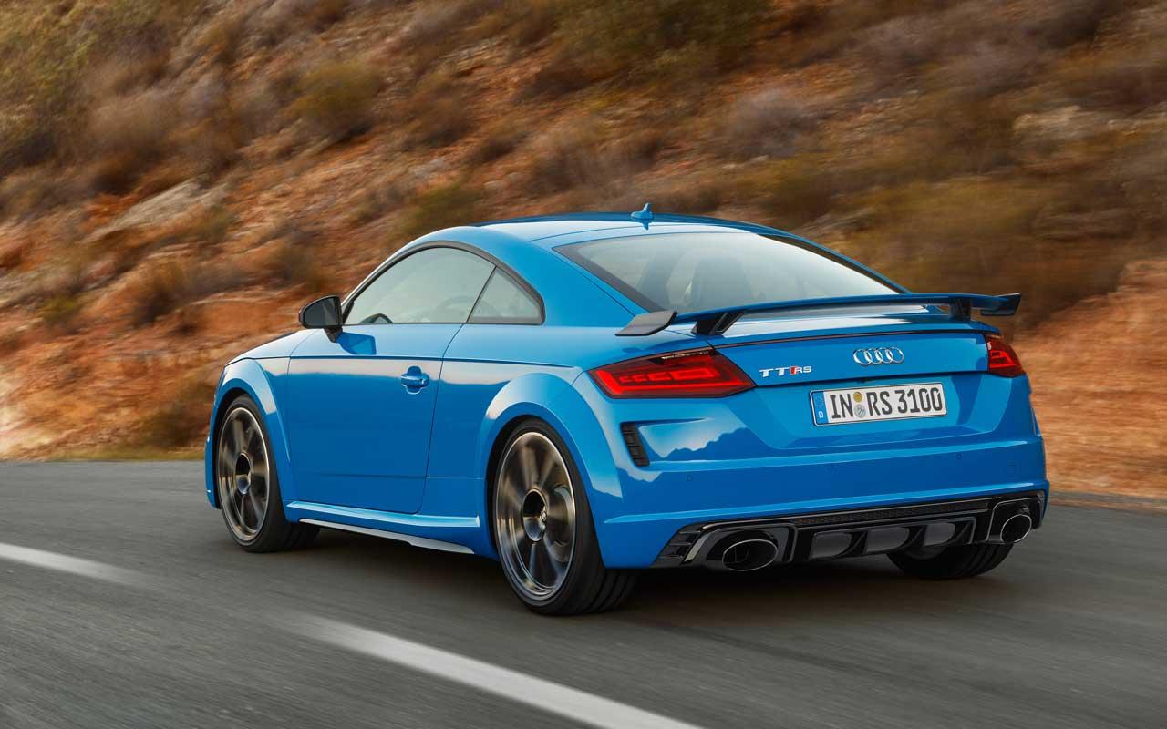 Kelebihan Audi Tt Rs Perbandingan Harga