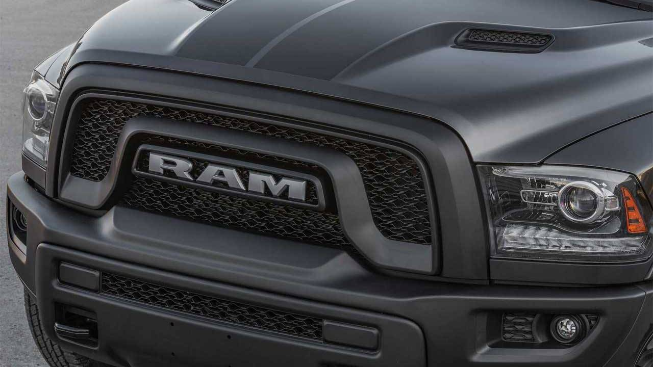 2019 Ram 1500 Classic Warlock ditches wood rails and gold wheels of the classic namesake