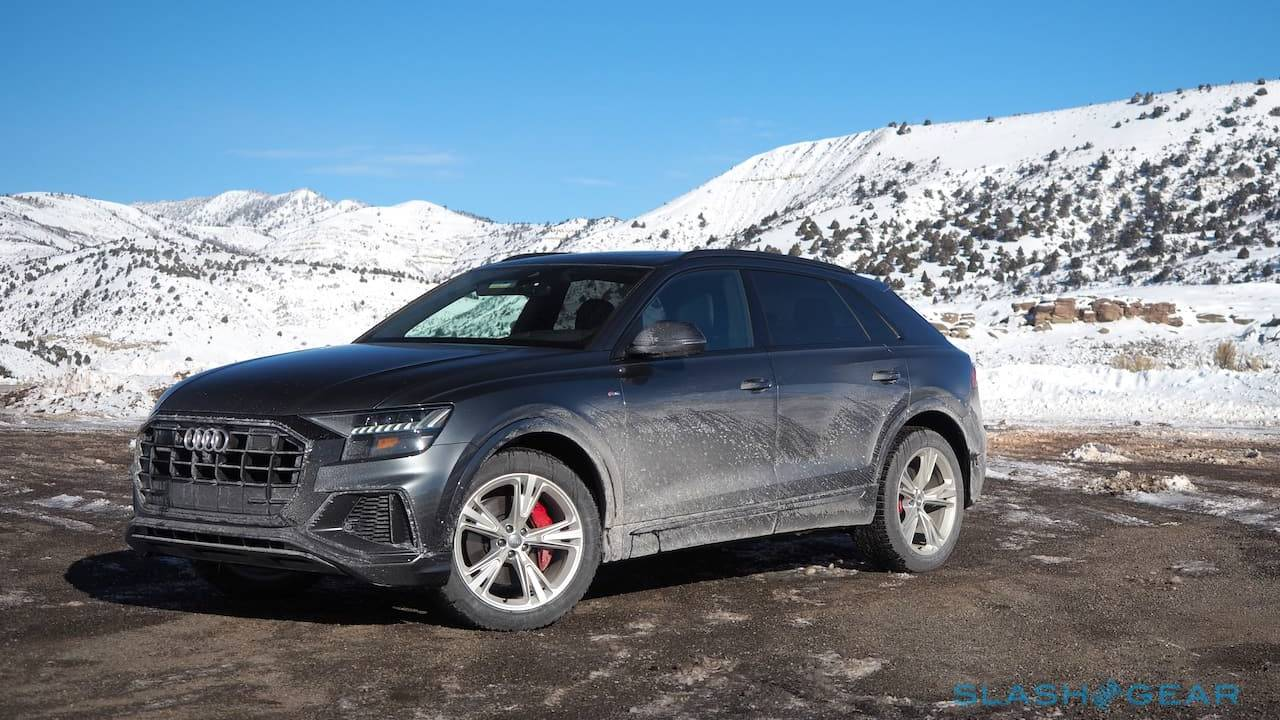 The 2019 Audi Q8 cares not for your labels - SlashGear