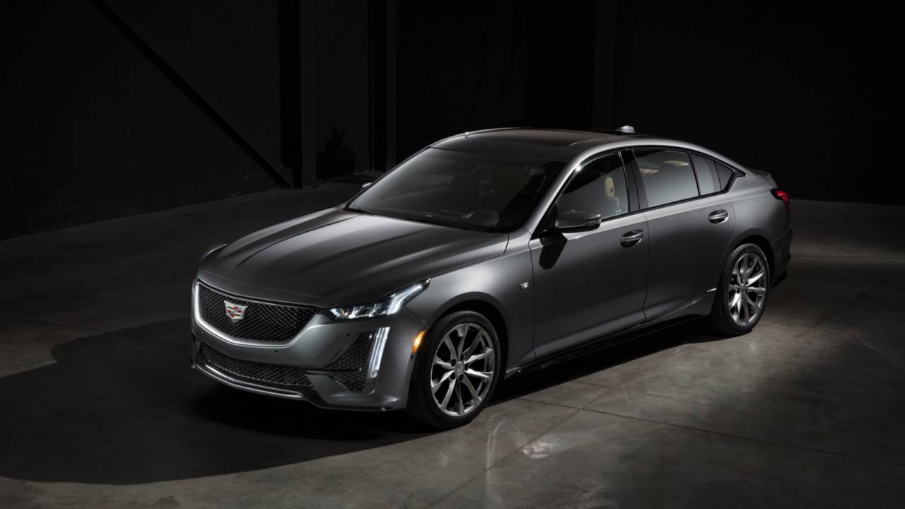 2020 Cadillac CT5 promises performance with style