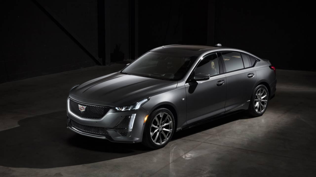 2020 Cadillac CT5 Gallery