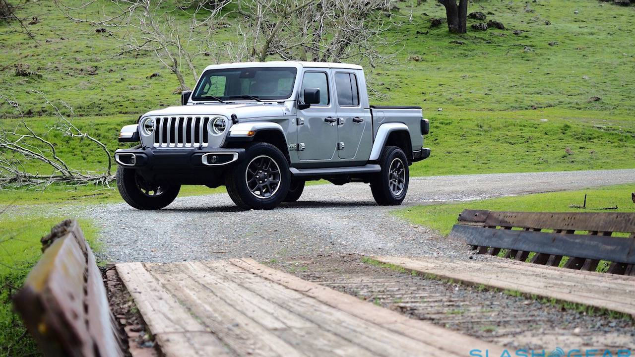 2020 Jeep Gladiator First Drive: Pickup Artist