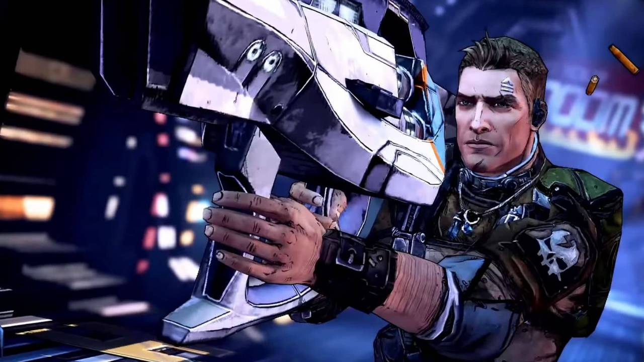Borderlands game collection is getting a huge visual upgrade