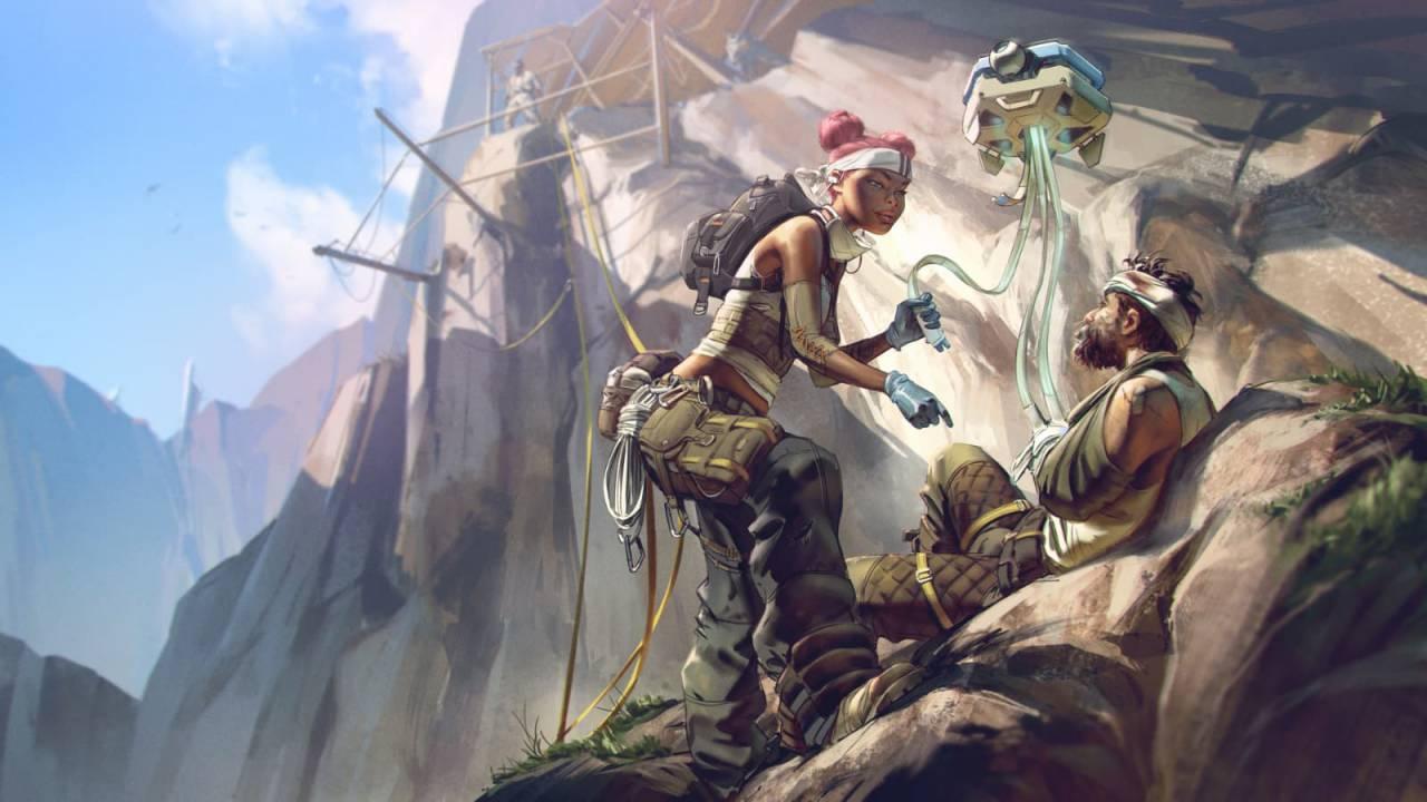Apex Legends made battle royale fun again (but it still needs Titans)