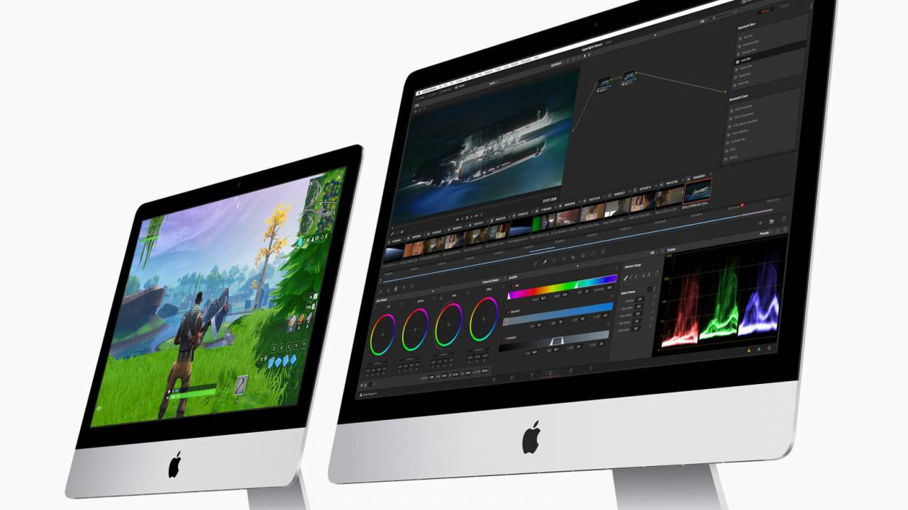 Apple updates iMac for 2019 with new CPU, Radeon Pro Vega graphics