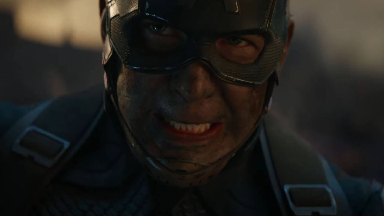 New Avengers: Endgame trailer features Captain Marvel at last