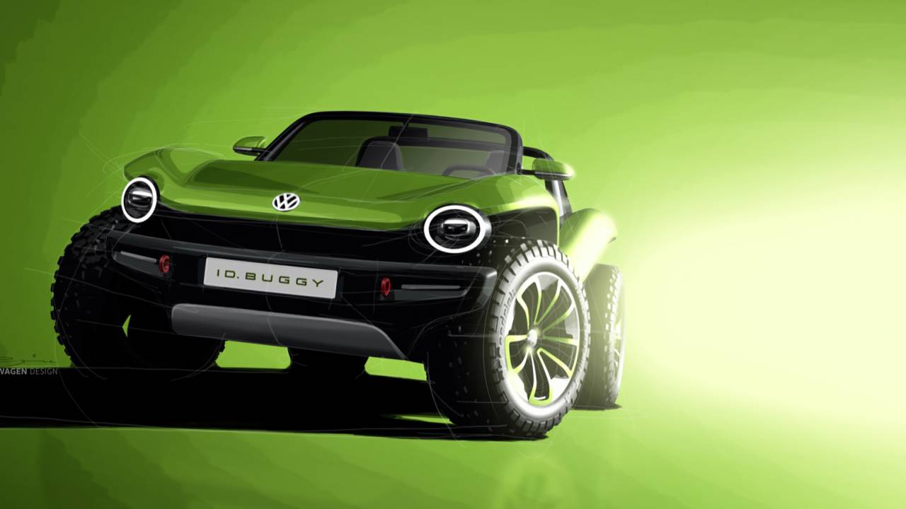 VW I.D. BUGGY Gallery