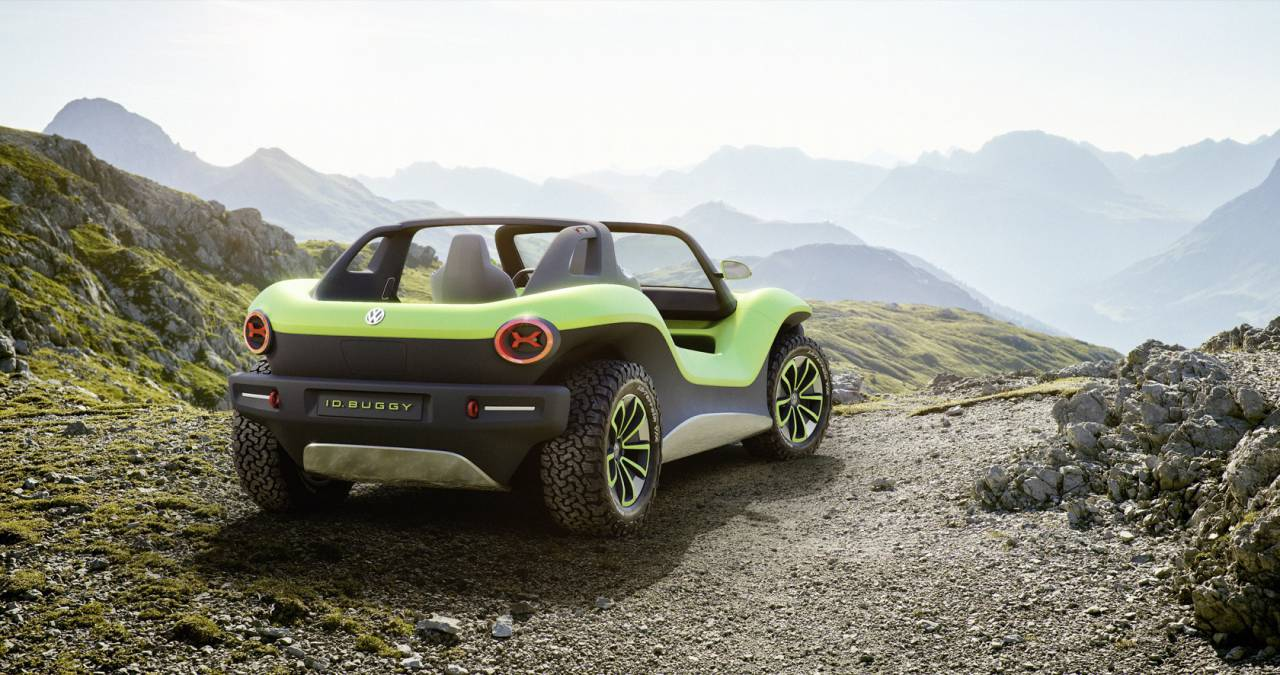 VW I D  BUGGY is an all-electric dune buggy you have to love - SlashGear