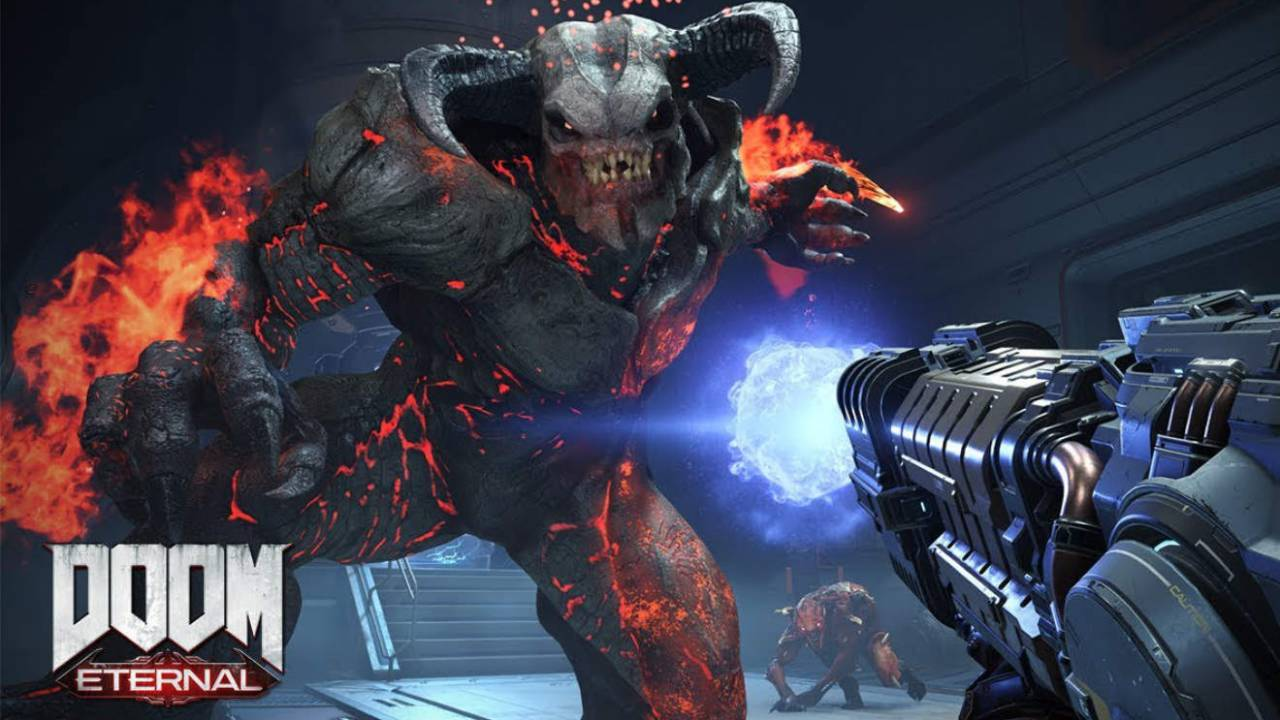 Bethesda says DOOM Eternal and other games will arrive on Steam
