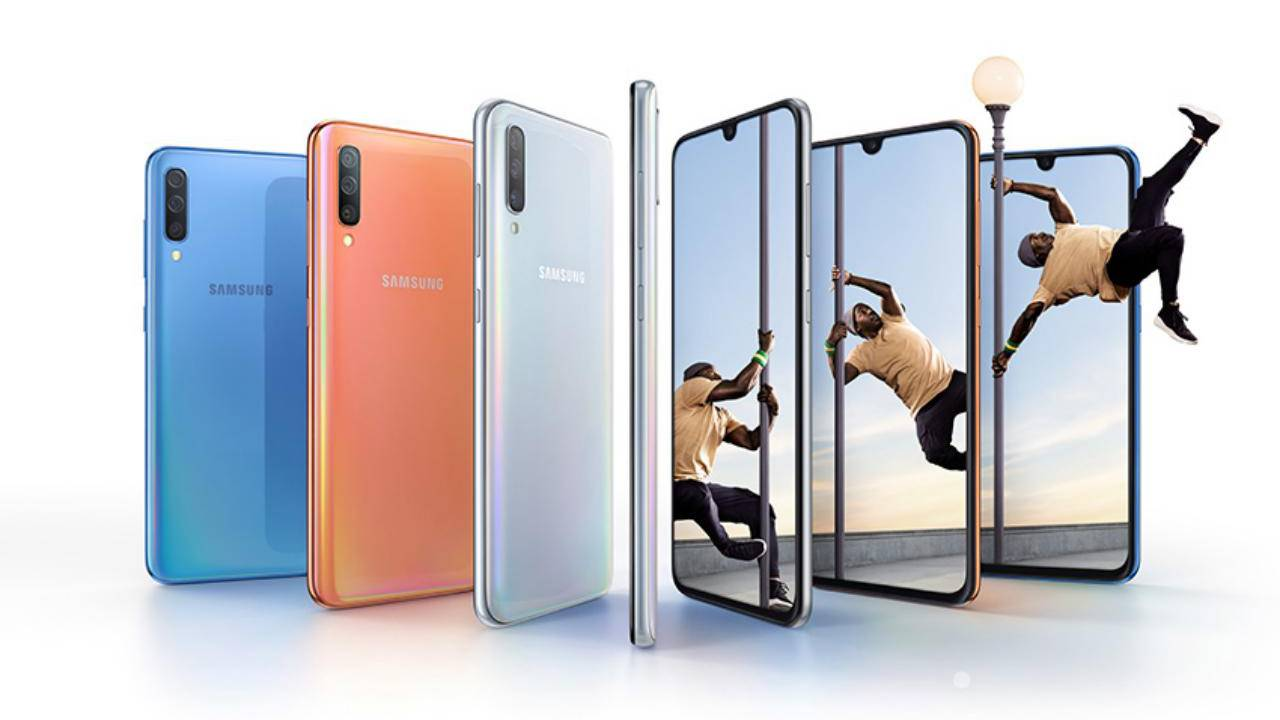 Galaxy A70 breaks cover but Galaxy A90 could steal the show
