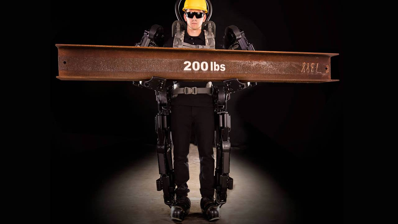 "Robotic exoskeleton ""Guardian XO"" purchased by U.S. Navy"