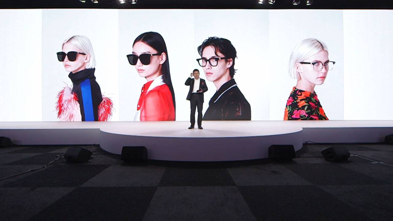 "Huawei just announced a pair of ""smart"" glasses"