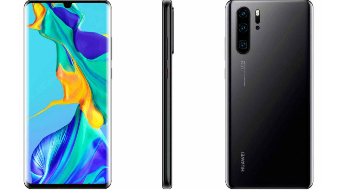 Huawei P30 Pro European prices leaked by eager retailers - SlashGear