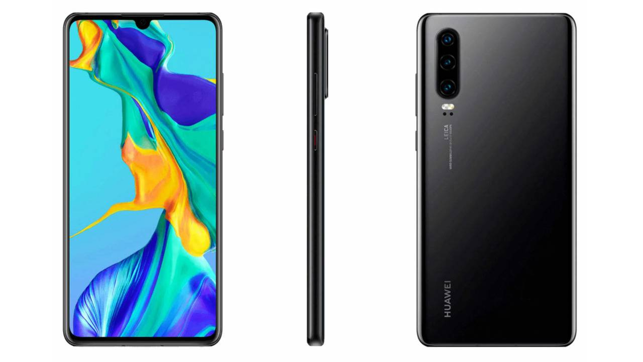 Huawei P30, P30 Pro renders offer a clearer look