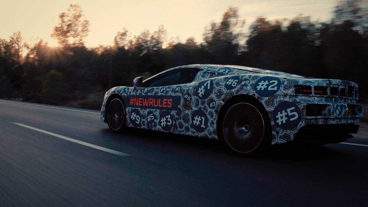 The McLaren Grand Tourer: What we know about the breakout GT