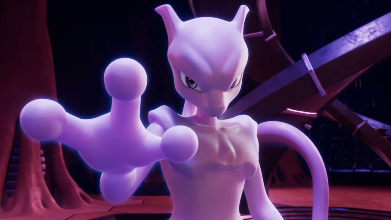 Pokemon Mewtwo Strikes Back Cgi Remake Gets Its First Trailer