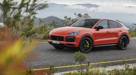2020 Porsche Cayenne Coupe Gallery