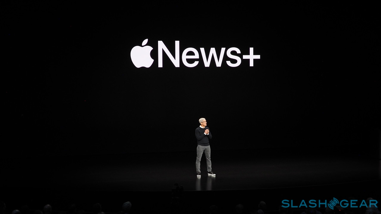 Apple News Plus service release, pricing, and who's involved