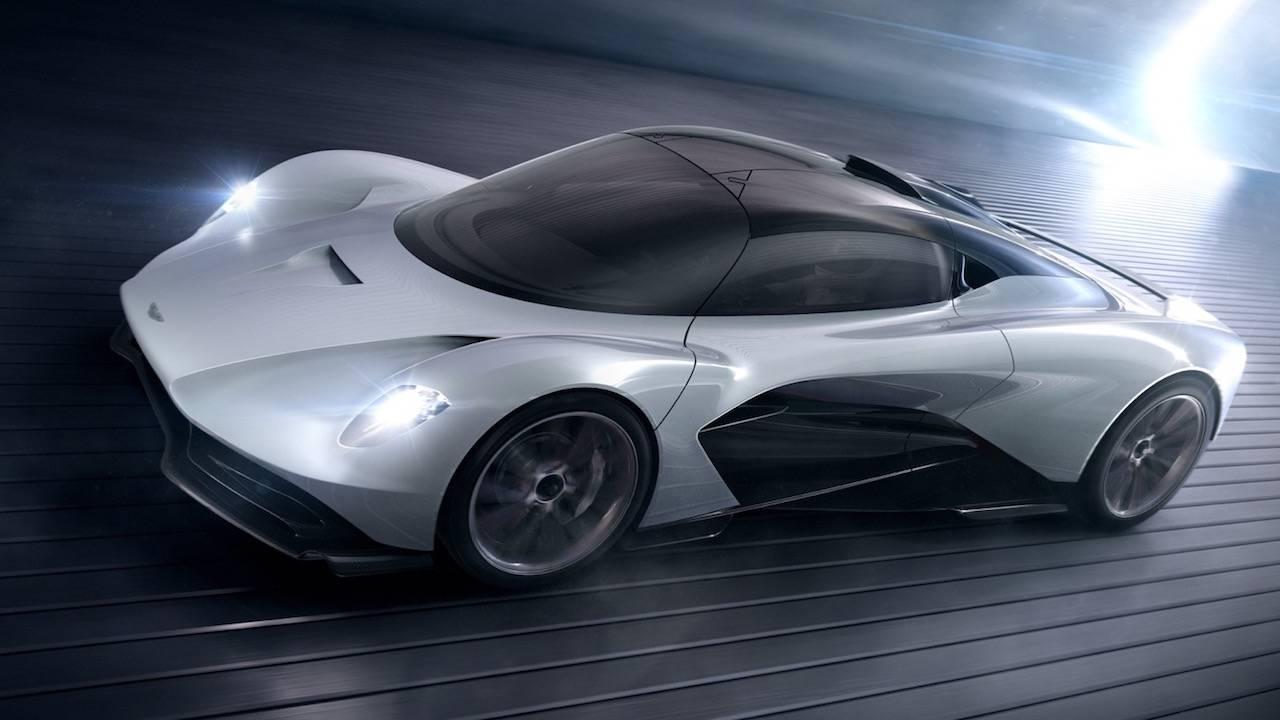 Aston Martin Am Rb 003 Takes Valkyrie Hybrid Hypercar Tech To The Road