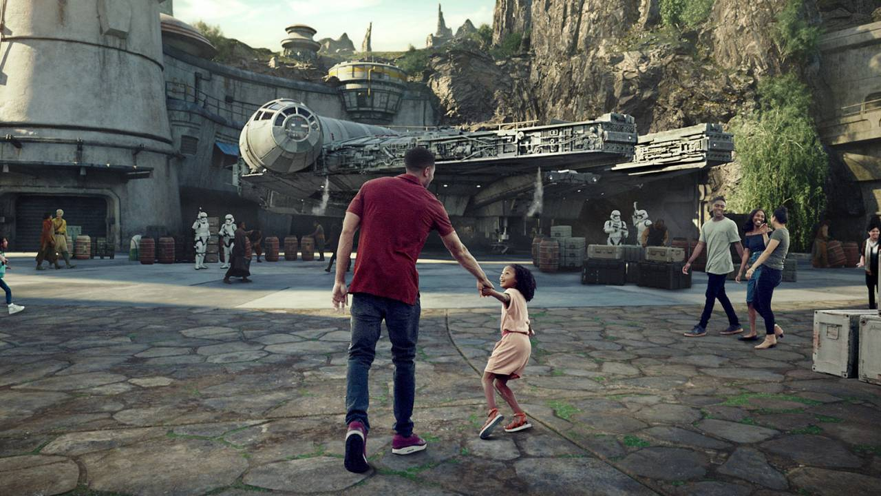 Star Wars: Galaxy's Edge opening dates revealed by Disney