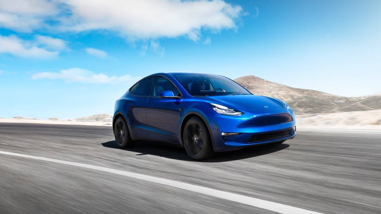 Elon Musk made a risky Tesla Model Y prediction