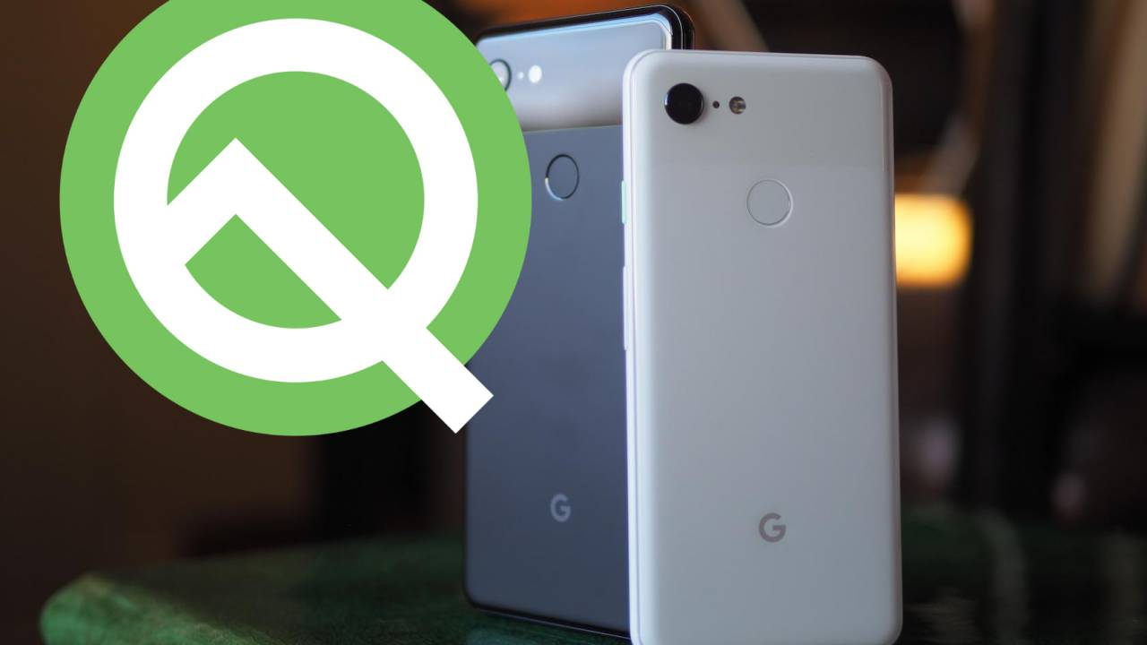 Android Q beta released: Pixel owners get first taste