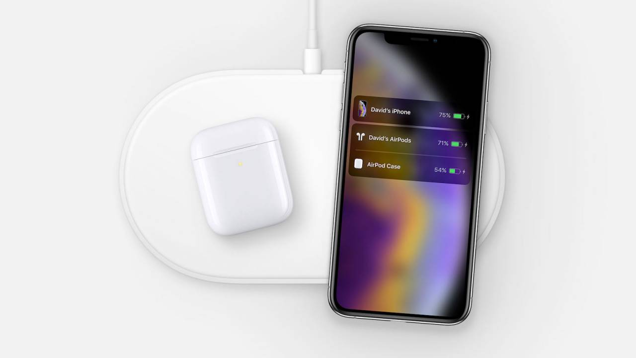 huge discount c12b3 a1139 AirPower with new AirPods caught hiding on Apple's site - SlashGear