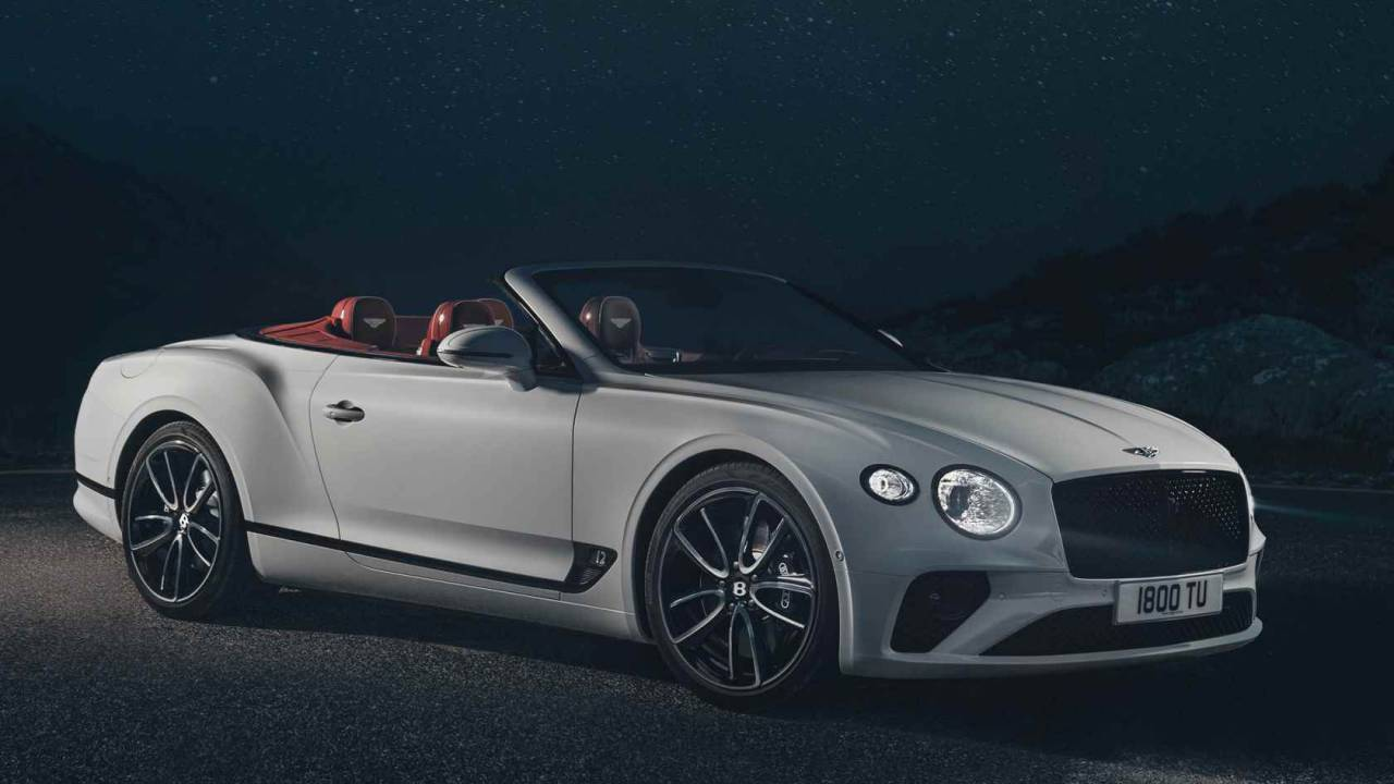 2019 Bentley Continental Gt Convertible First Drive Review Droptop Drama