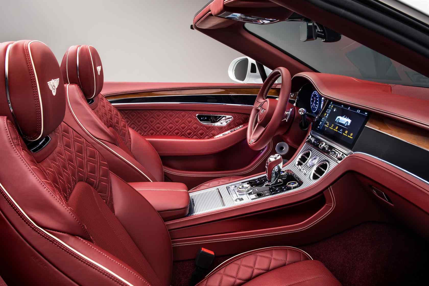 2019 Bentley Continental Gt Convertible First Drive Review Droptop Drama Slashgear