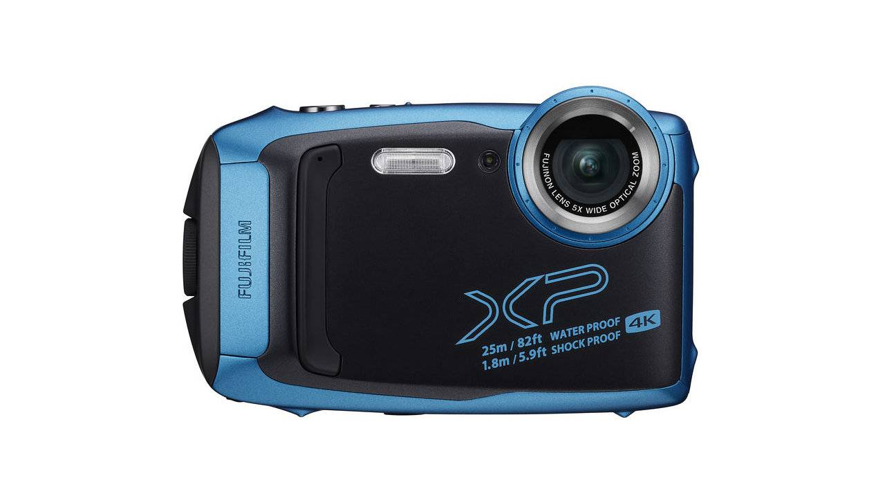 Fujifilm FinePix XP140 rugged, waterproof camera arrives this month