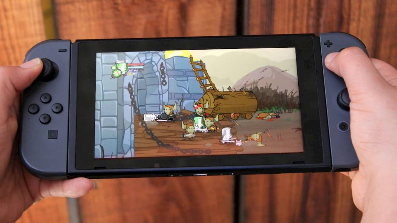 Castle Crashers Remastered hits Switch and PS4 this year