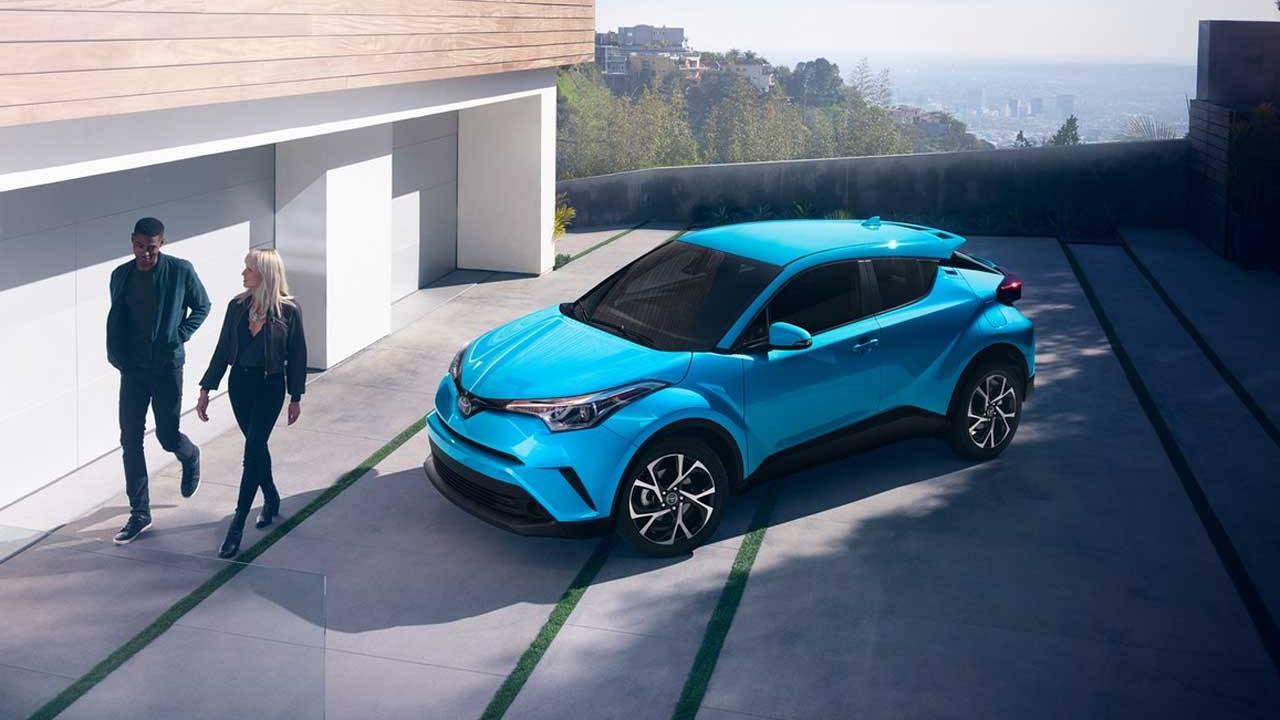 2019 Toyota CH-R gains Apple CarPlay as standard
