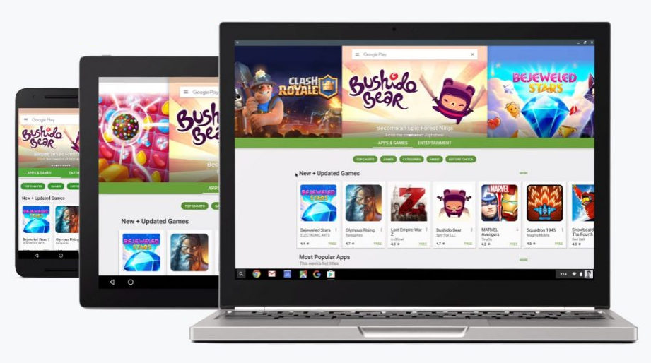 Chrome OS is a productivity utopia but it needs one more