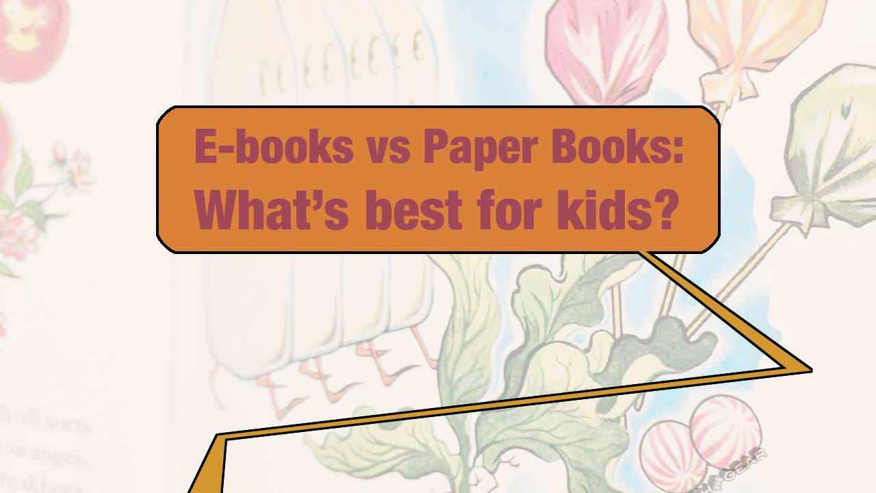 E-books vs paper books: Parent/toddler reading studies conclusions differ